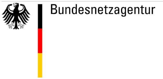 Logo der Bundesnetzagentur