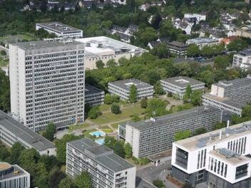 Sitz der Bundesnetzagentur im Tulpenfeld, Bonn