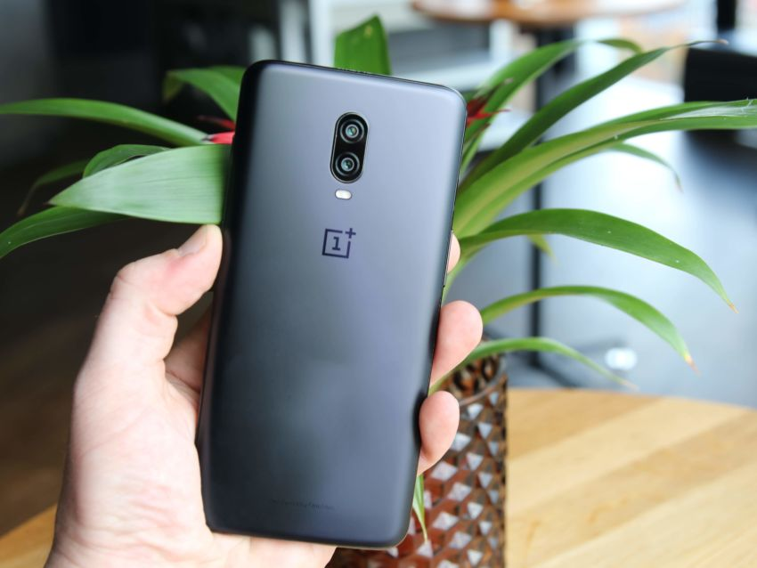 Das OnePlus 6T im Hands-On