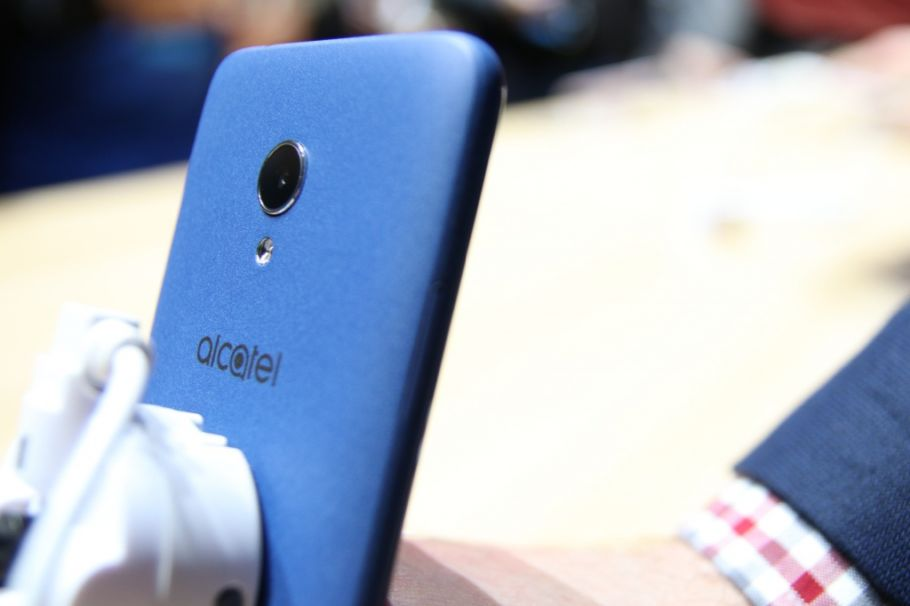 Alcatel 1X mit Android Go im Hands-On