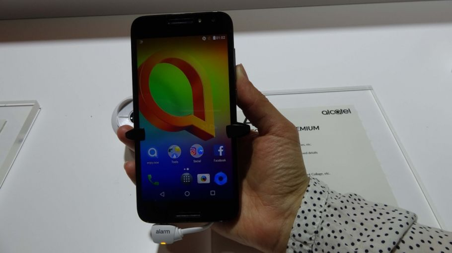 Alcatel A3: Hands-On