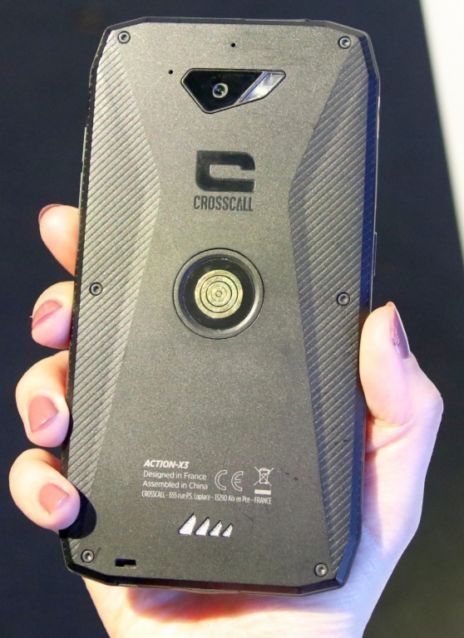 Crosscall Action X3: Hands-On