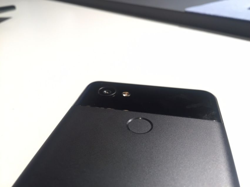 Das Google Pixel 2 (XL) im Hands-On