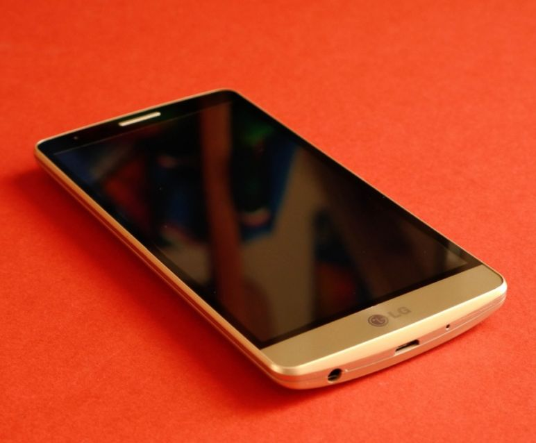 Das LG G3 S im Hands-On