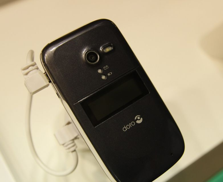 Doro Secure 628: Hands-On