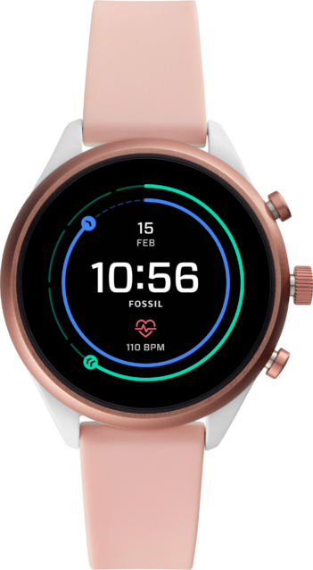 Fossil Sport Smartwatch Rosa
