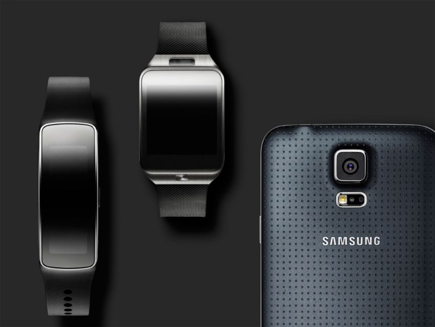 Gear Fit + Gear 2 + Galaxy S5