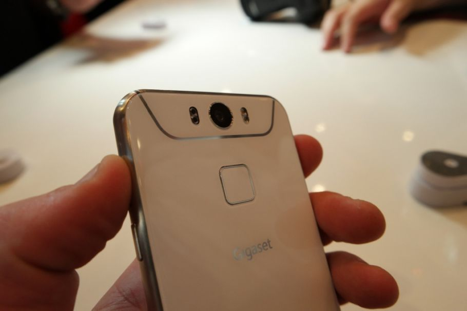 Gigaset ME Hands-On-Bilder