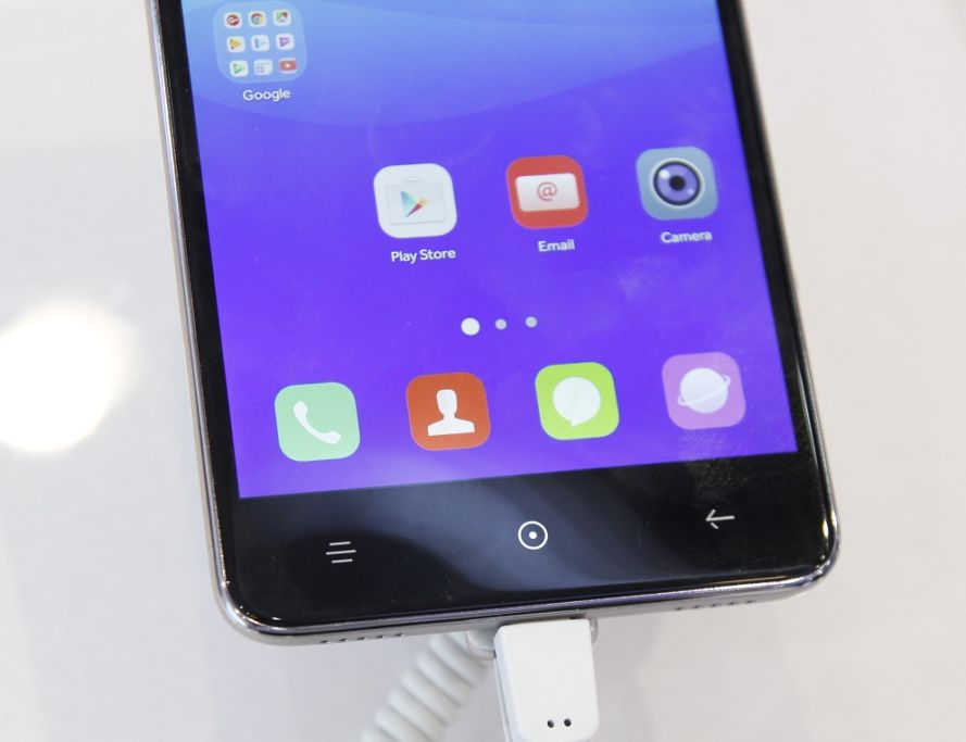 Haier Leisure L7: Hands-On