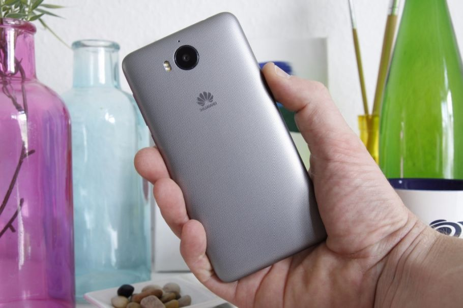 Hands-On des Huawei Y6 (2017) Dual SIM
