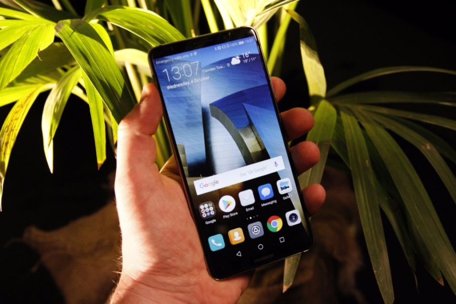 Hands-on Huawei Mate 10 Pro