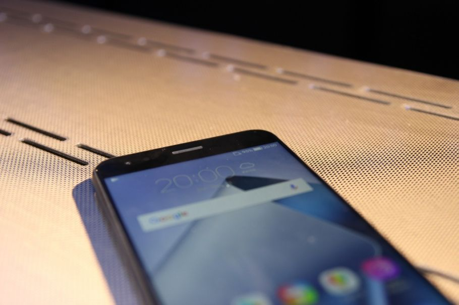 Hands-On-Bilder des Asus ZenFone 4