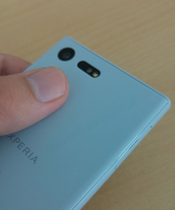 Hands-On-Bilder des Sony Xperia X Compact