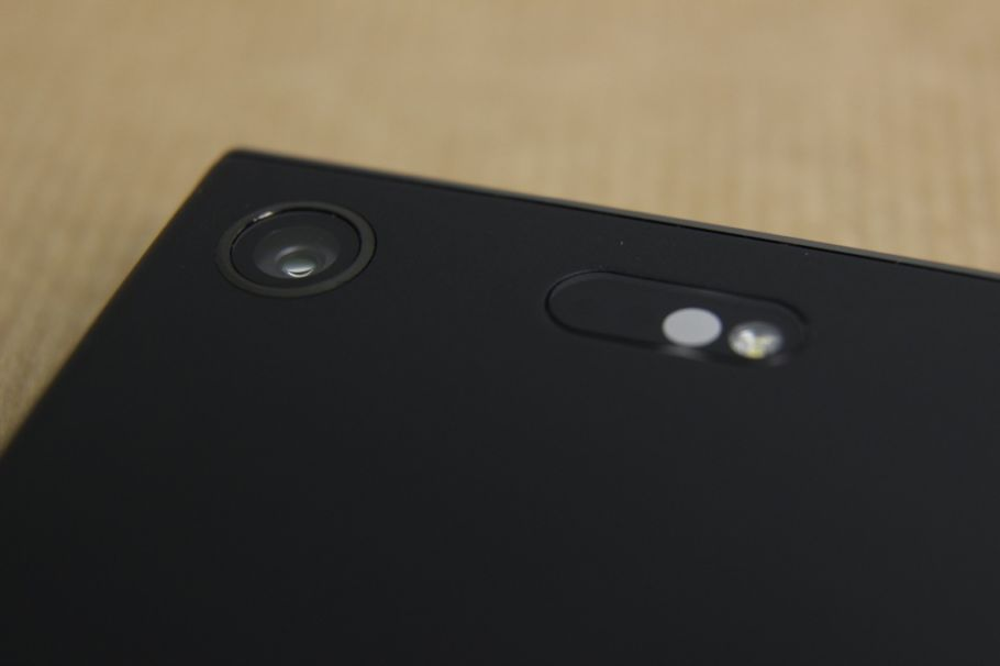 Hands-On-Fotos des Sony Xperia XZ1 Compact
