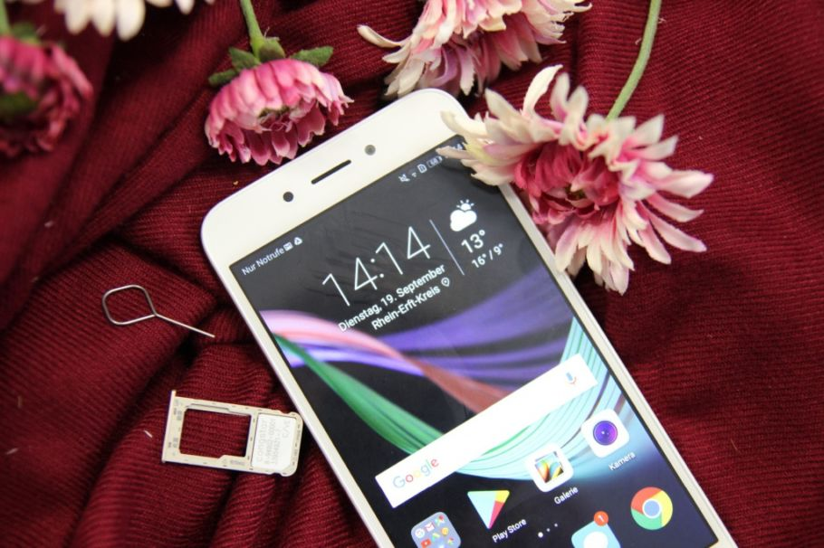 Honor 6A im Test: Hands-On