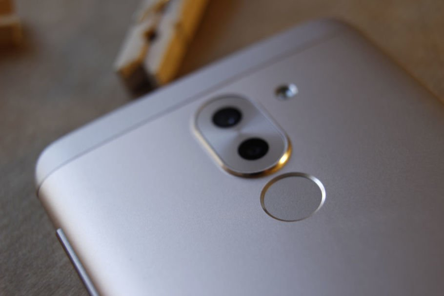 Honor 6X: Hands-On (Testcenter)