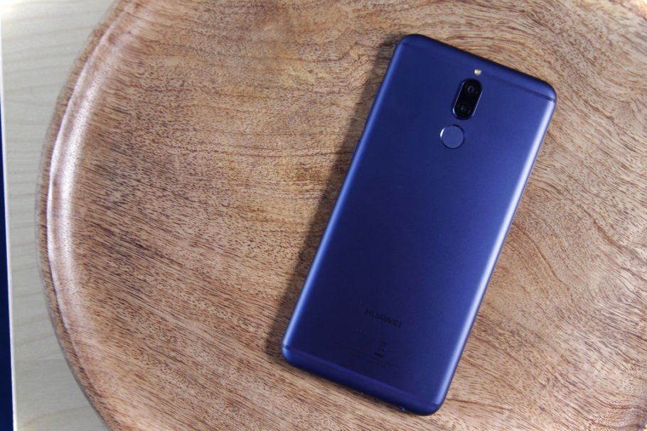 Huawei Mate 10 lite: Hands-On