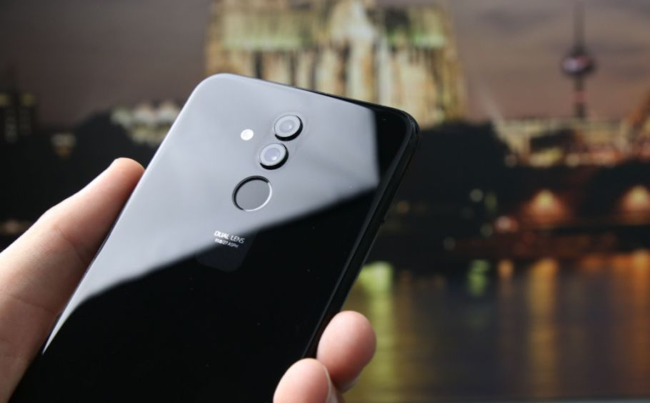 Huawei Mate 20 Lite im Test: Hands-On