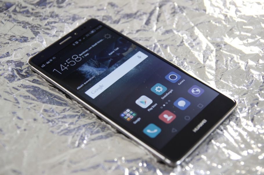 Huawei Mate S: Hands-On (Test)