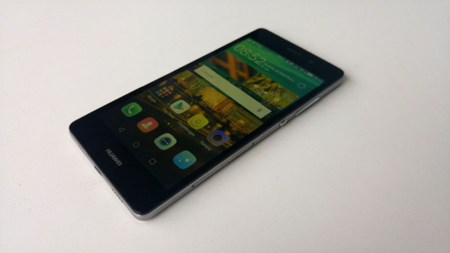 Huawei P8 lite: Hands-On