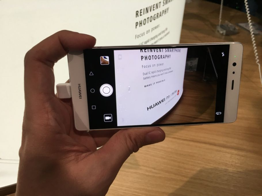 Huawei P9 Plus: Hands-On-Fotos