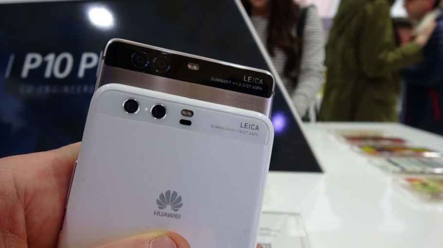Huawei P9 Plus vs. P10 Plus: Hands-On