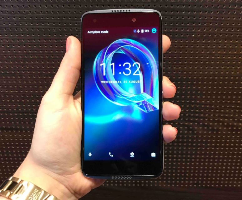 Idol 5S Hands-On