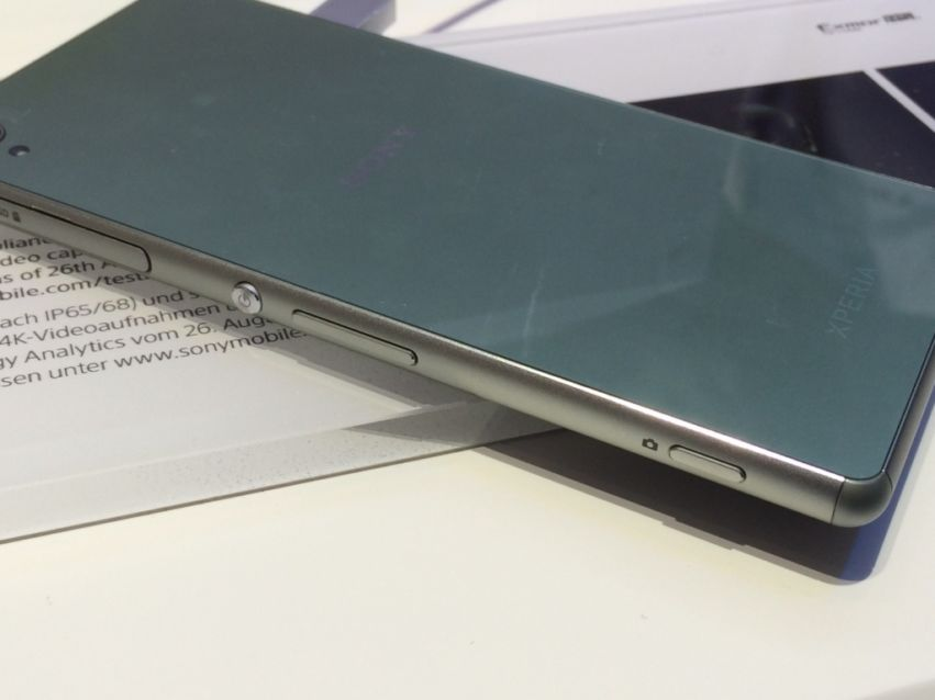IFA: Sony Xperia Z3: Hands-On