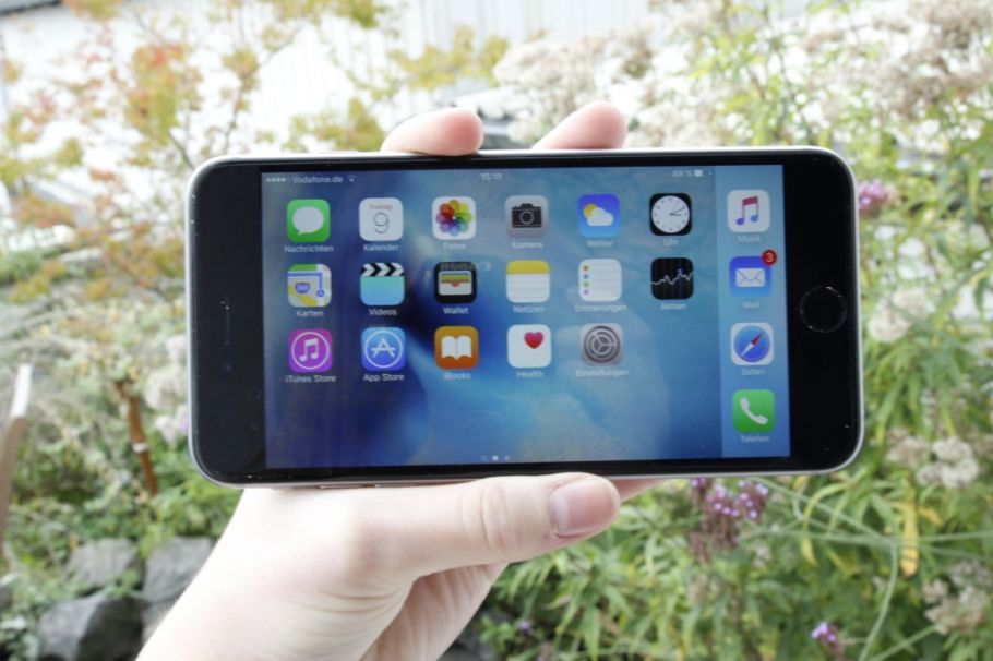 iPhone 6s Plus: Hands-On-Fotos