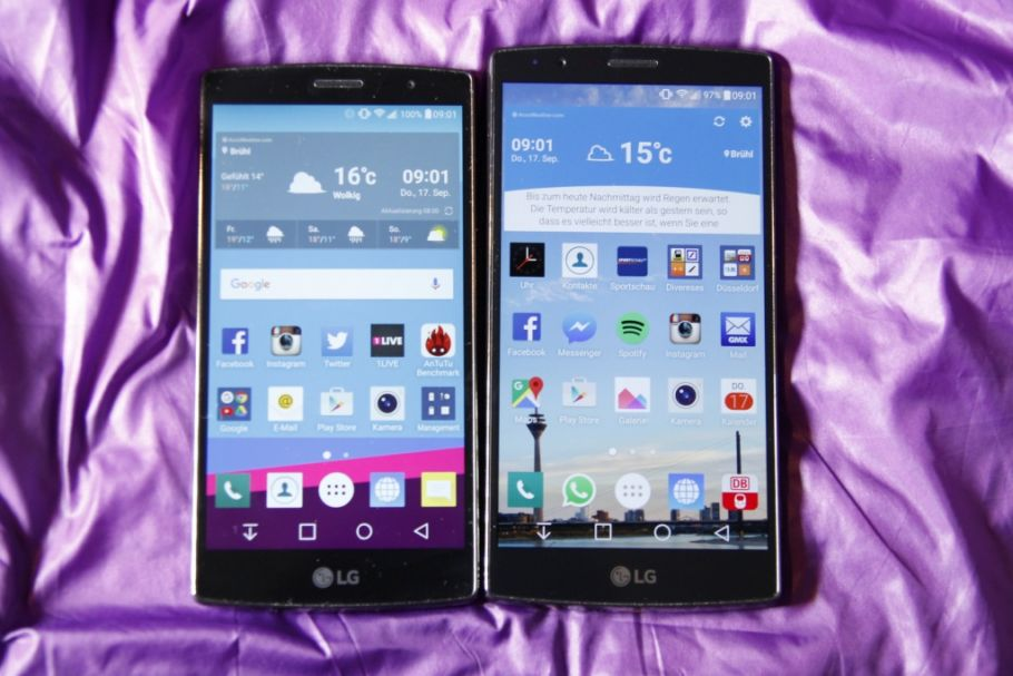 LG G4s: Hands-On