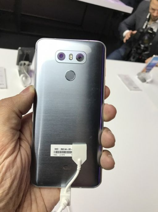 LG G6: Hands-On