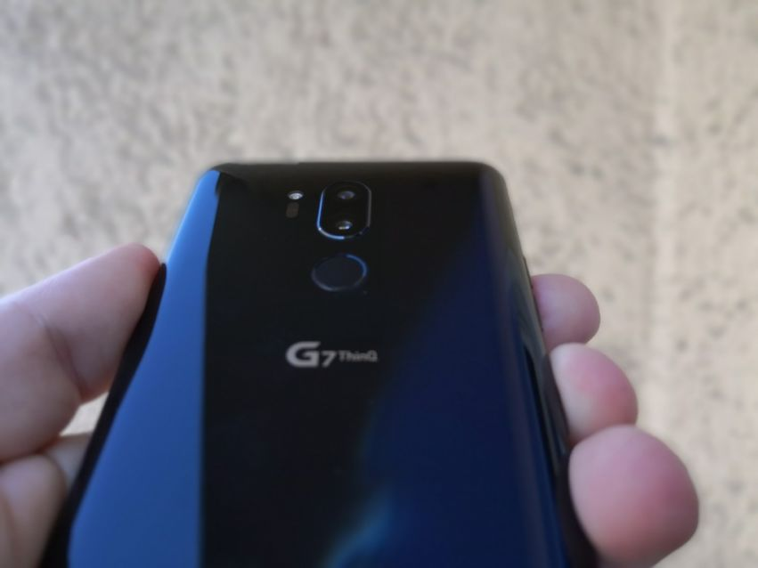 LG G7 ThinQ - Hands-On