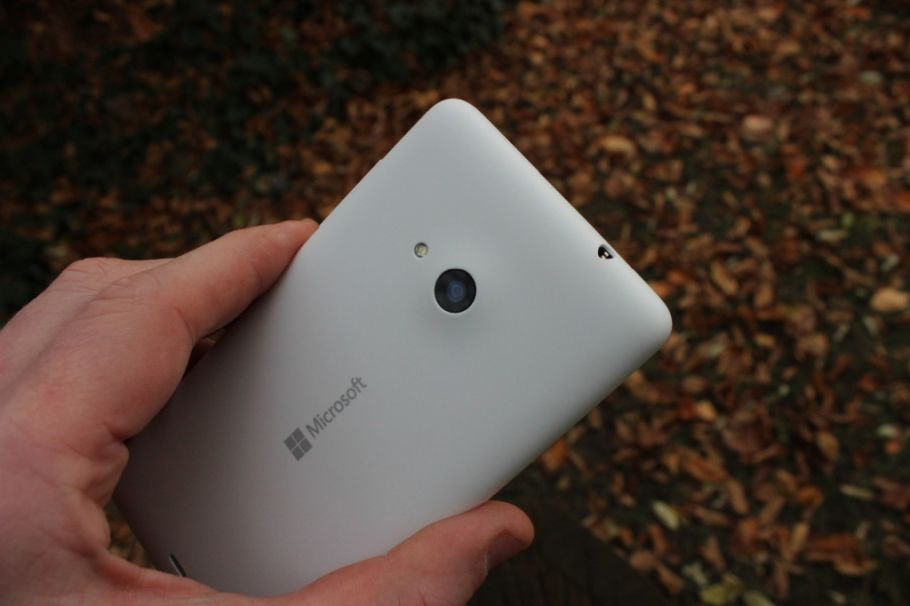 Microsoft Lumia 535 Hands-On