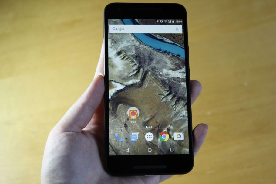 Nexus 5X im Hands-On