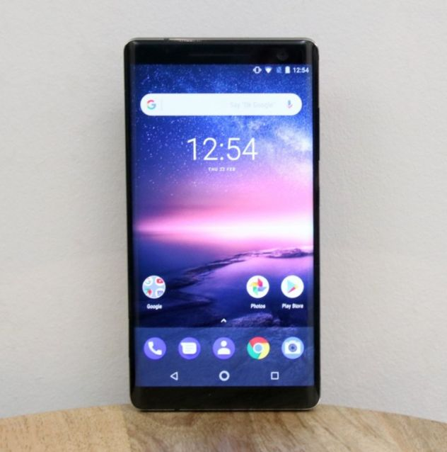 Nokia 8 Sirocco Hands-On