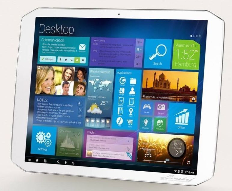 Performace Tablet