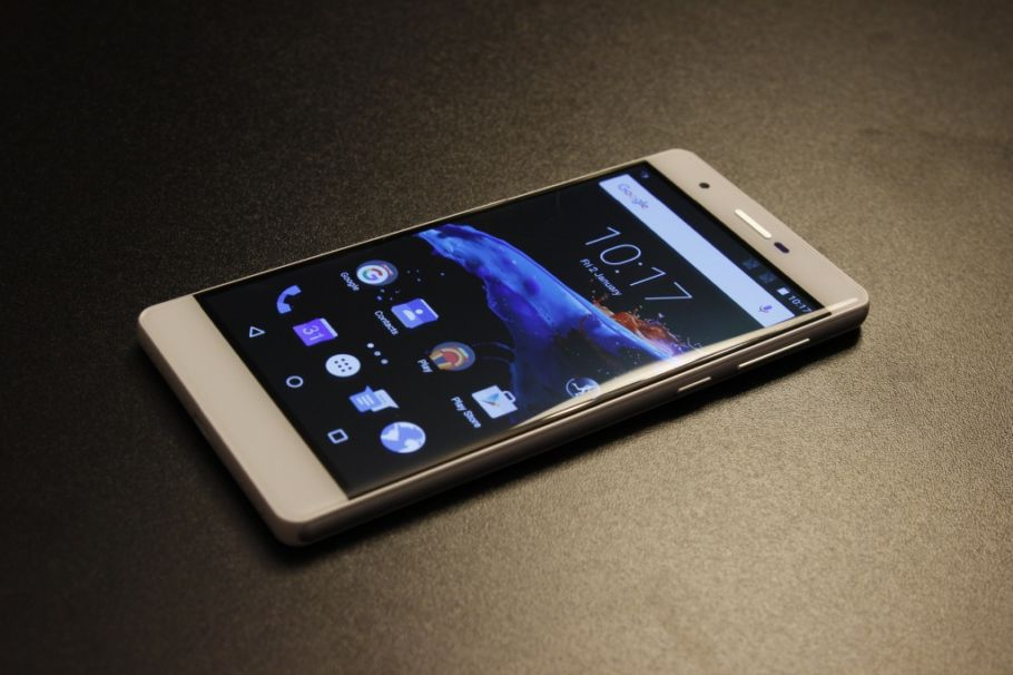 Phicomm Passion 2S: Hands-On-Fotos