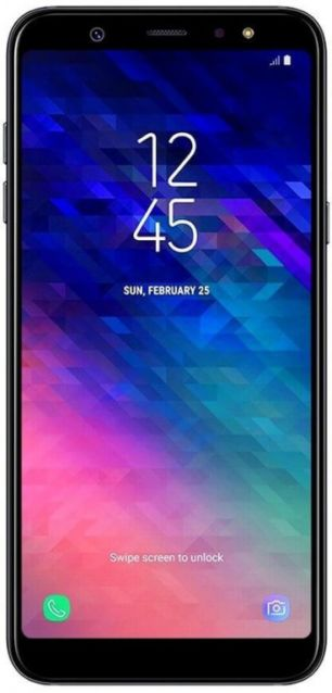 Samsung Galaxy A6 vs A6+