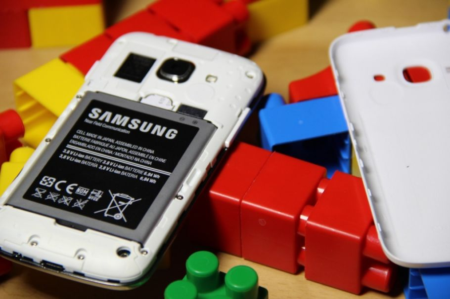 Samsung Galaxy Ace 3: Hands-On-Fotos