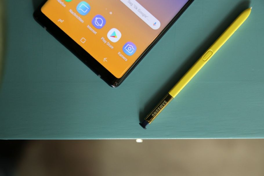 Samsung Galaxy Note 9: Hands-On