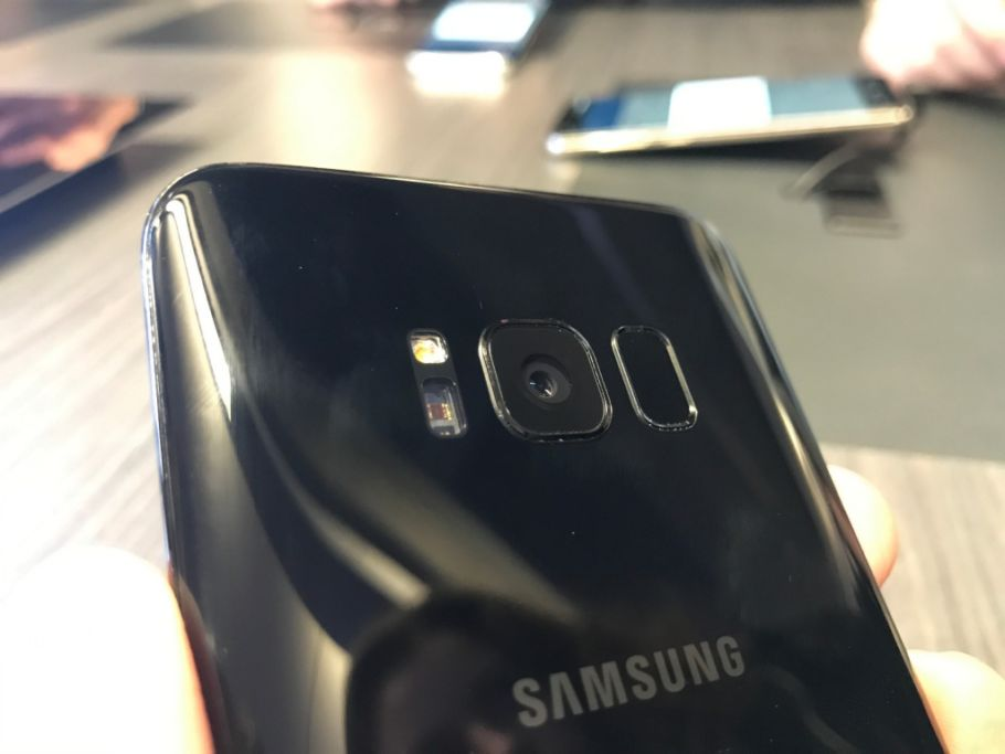 Samsung Galaxy S8 im Hands-On