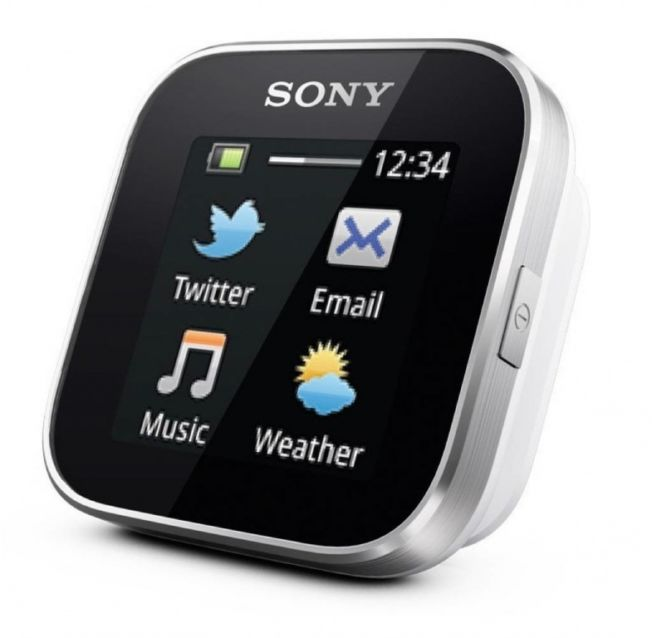 Sony SmartWatch SW1