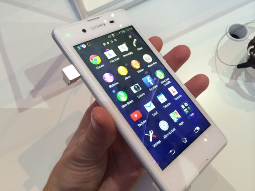 Sony Xperia E3: Hands-On