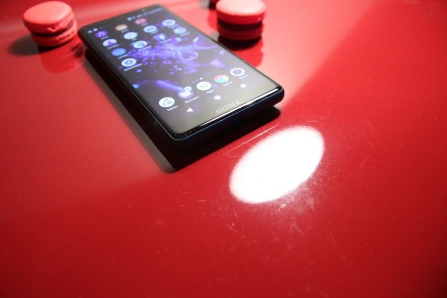 Sony Xperia XZ2 Compact im Test: Hands-On