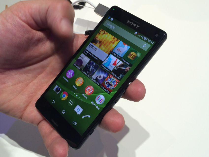 Sony Xperia Z3 Compact: Hands-On