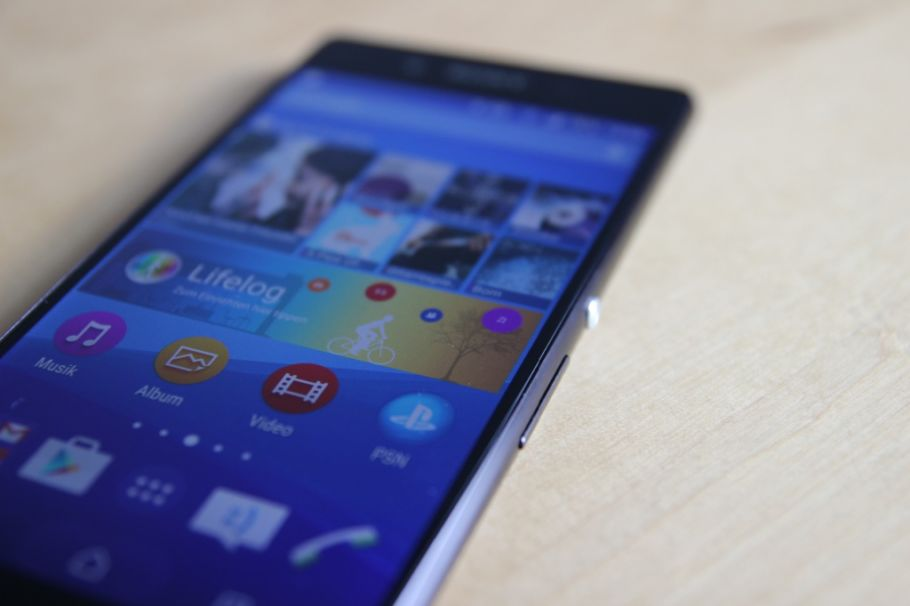 Sony Xperia Z3+: Hands-On