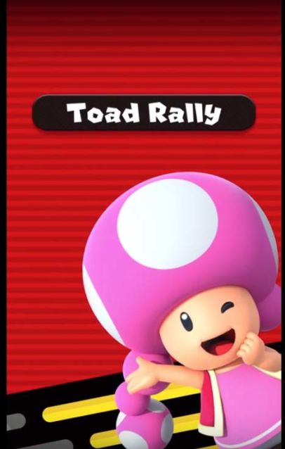 Toad Rally