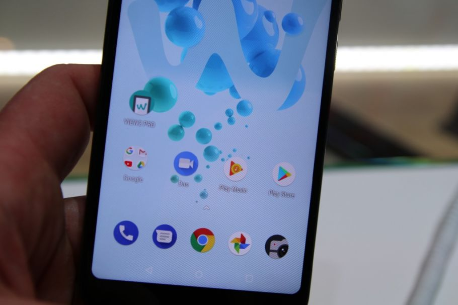 Wiko View 2 Pro Hands-On