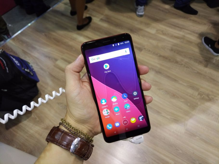 Wiko View im Hands-On