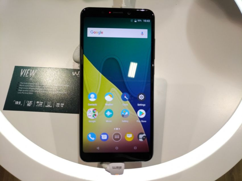 Wiko View XL im Hands-On